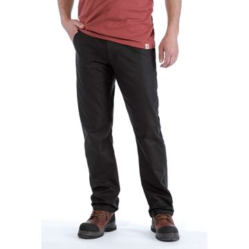 ΠΑΝΤΕΛΟΝΙ CARHARTT RUGGED FLEX CANVAS WORK PANT 103109 BLACK