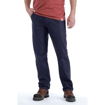 ΠΑΝΤΕΛΟΝΙ CARHARTT RUGGED FLEX CANVAS WORK PANT 103109 NAVY