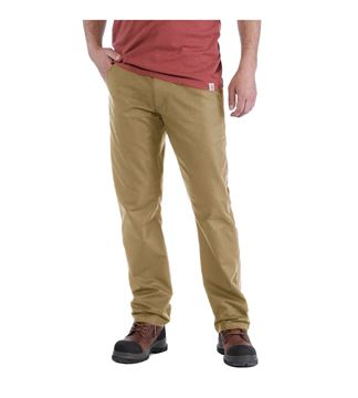 ΠΑΝΤΕΛΟΝΙ CARHARTT RUGGED FLEX CANVAS WORK PANT 103109 DARK KHAKI