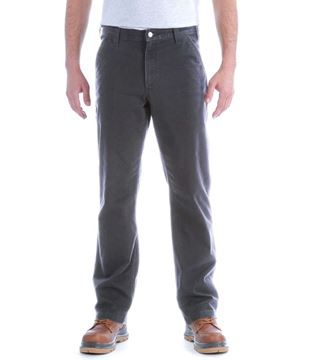 ΠΑΝΤΕΛΟΝΙ RUGGED FLEX RIGBY DUNGAREE 102291 GRV - CARHARTT