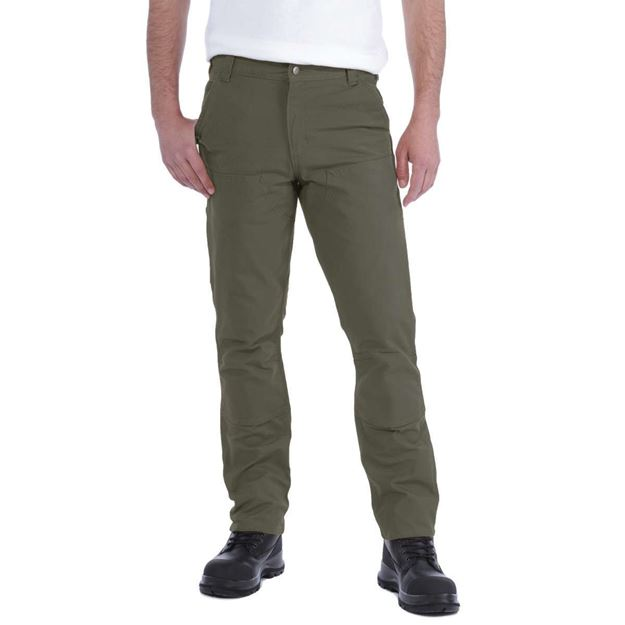 ΠΑΝΤΕΛΟΝΙ RUGGED FLEX DOUBLE FRON UTILITY WORK PANT 103340 TARMAC - CARHARTT