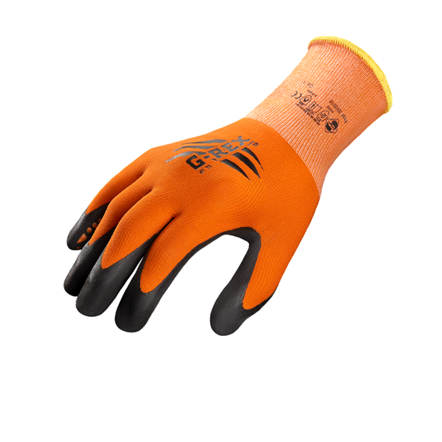 G-REX  γάντια εργασίας νιτριλίου F11