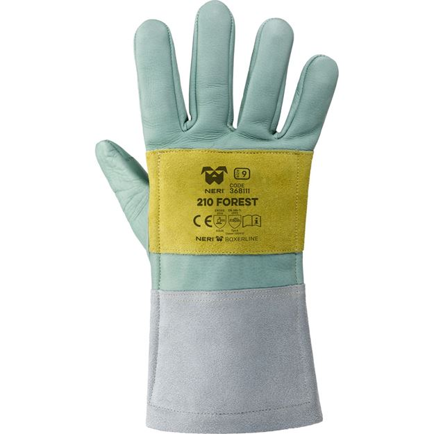 FOREST FIORE CROSTA 210 Γάντια προστασίας από αλυσοπρίονο