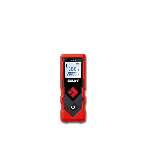 Μετρητής αποστάσεων Laser SOLA VECTOR 20