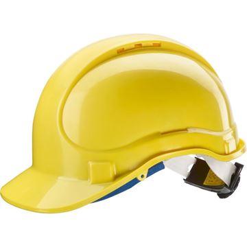 Κράνος κίτρινο E1 ABS HELMET NEWTEC