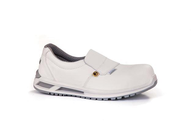 GIASCO USTICA S2 ESD SRC παπούτσια ασφαλείας λευκά 3 Hybrid