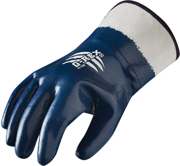 G-REX  γάντια εργασίας νιτριλίου Ν05