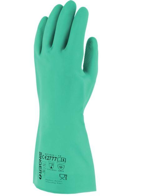 SINGER Γάντια νιτριλίου NIT1538
