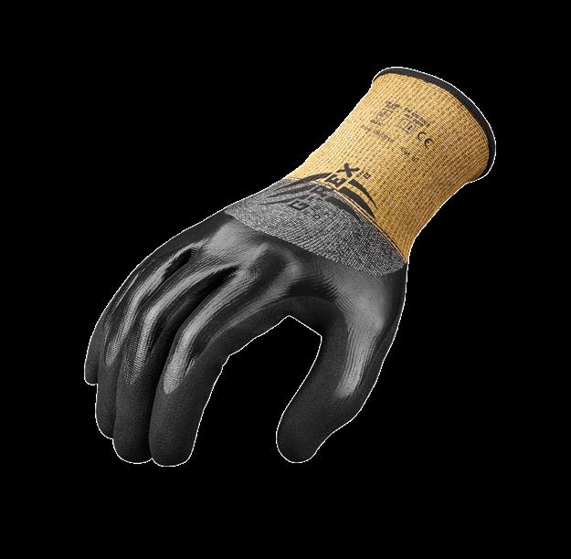 G-REX  γάντια εργασίας νιτριλίου F16 OIL