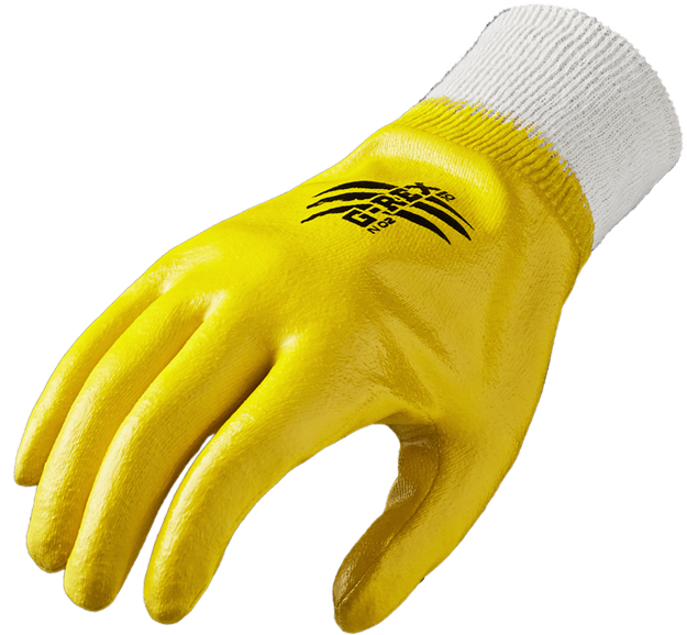G-REX  γάντια εργασίας νιτριλίου Ν02