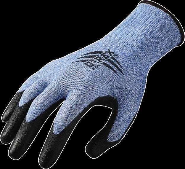 G-REX  γάντια προστασίας από κοπή με επικάλυψη πολυουρεθάνης P04