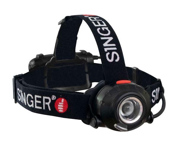 Φακός κεφαλής SINGER LP-490