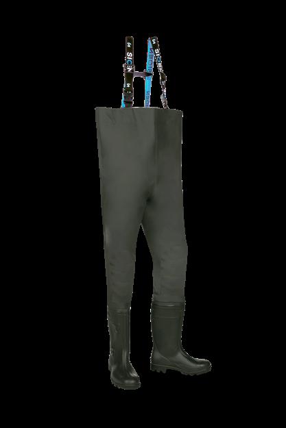 Μπότες ασφαλείας - Αδιάβροχο σκάφανδρο SIOEN WADER FAMORE