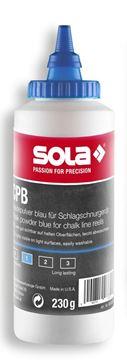 Σκόνη- κιμωλία για νήμα χάραξης SOLA CPB 230gr